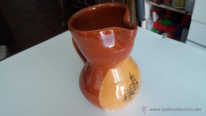 Antigüedades: Gran lote de jarras antiguas - Foto 26 - 44245643
