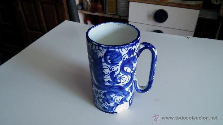 Antigüedades: Gran lote de jarras antiguas - Foto 27 - 44245643