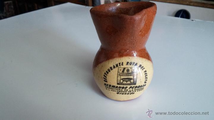 Antigüedades: Gran lote de jarras antiguas - Foto 28 - 44245643