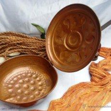 Antigüedades: VIEJO CALIENTA-CAMAS. Lote 44253607