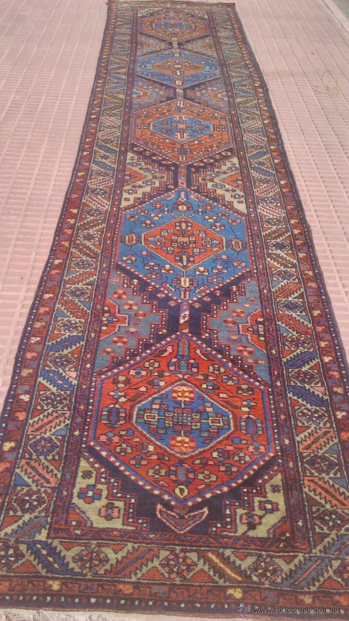 Preciosa alfombra de persa de lana comprar for Alfombra persa pasillo