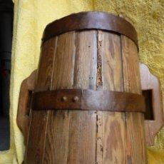 Antigüedades: ANTIGUA MESURA, MEDIDOR O MEDIDA PARA GRANO.. Lote 44279700