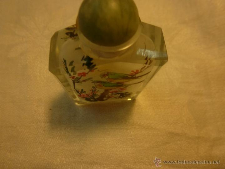 Antigüedades: SNUFF BOTTLE O TABAQUERA CHINA - Foto 6 - 44282999