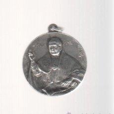 Antigüedades: MEDALLA DEL PAPA PIUS XI - ANNO JUBILAE ROMAE MCMXXV. Lote 50765505