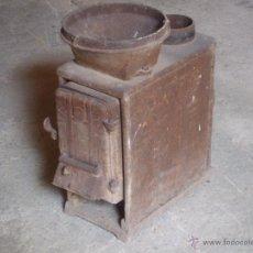 Antigüedades: CALDERA DE CASCARA DE AVELLANA.. Lote 44299392