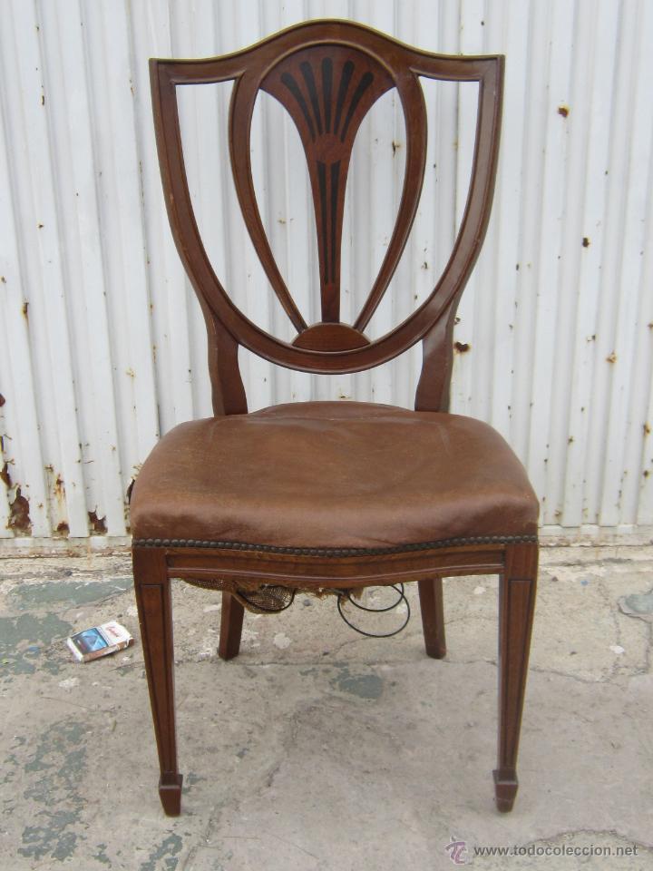 Silla en madera de haya para restaurar comprar sillas - Restaurar sillas antiguas ...