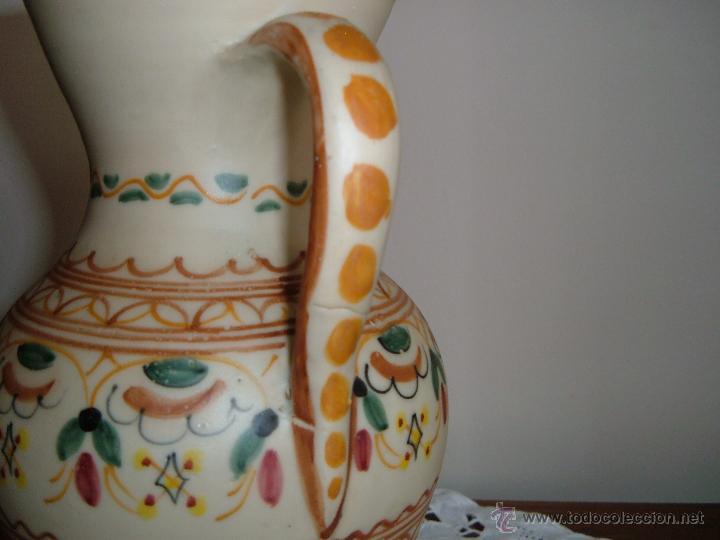 Antigüedades: Bonita jarra puente del Arzobispo - Foto 3 - 44313779