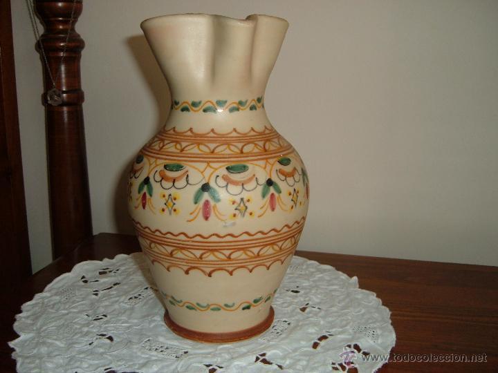 Antigüedades: Bonita jarra puente del Arzobispo - Foto 4 - 44313779