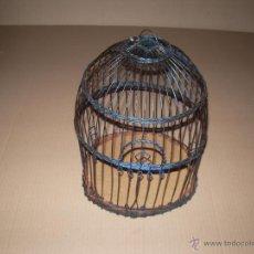 Antigüedades: JAULA DE PERDIZ. Lote 183710830