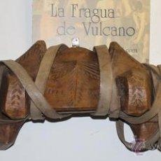 Antigüedades: YUGO PARA UN SOLO ANIMAL S.XIX. Lote 44360104