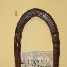 Antigüedades: HORCATE DE ENCINA SIGLO XIX. Lote 44360823