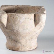 Antigüedades: ANTIGUO MORTERO DE PIEDRA. Lote 44411633