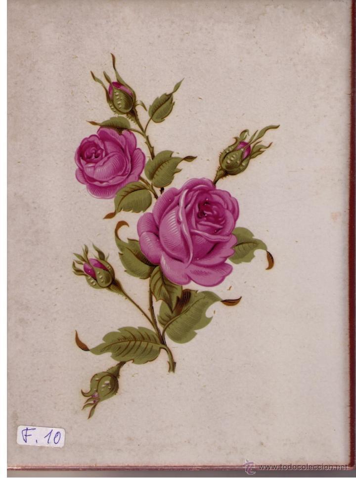 Azulejo Serigrafia 2000 X 1500 Ctms Rosas Comprar Azulejos - Azulejos-rosas