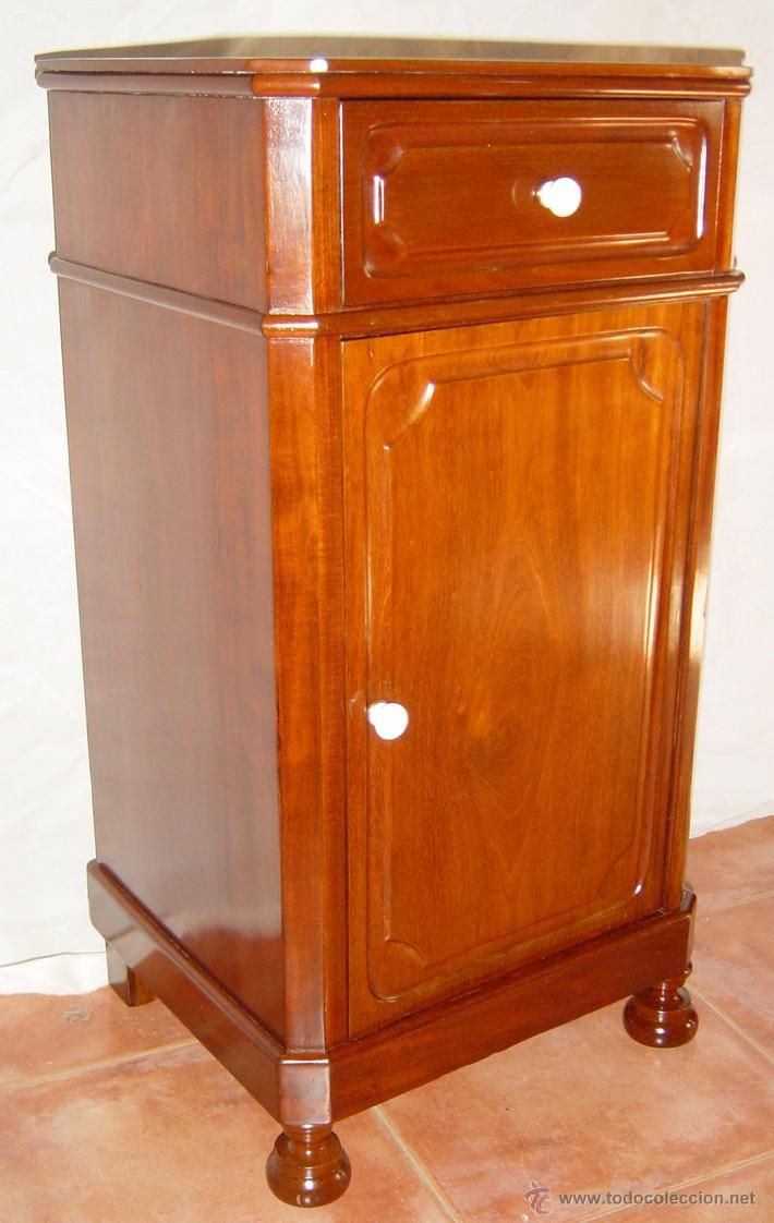 Mesilla De Caoba Estilo Isabelino Catal N Sig Comprar Muebles  # Muebles Catalan