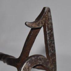 Antigüedades: HIERRO DE MARCAR GANADO DE FORJA.. Lote 44433865