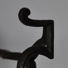 Antigüedades: HIERRO DE MARCAR GANADO DE FORJA.. Lote 44433939