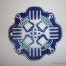 Antigüedades: MEDALLA DE SARGADELOS CREENTES GALEGOS. ROMERÍA DE FERROL, LOBADIZ 1985. Lote 44441602