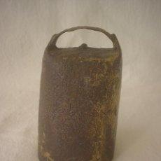Antigüedades: CENCERRO 9'00 CM - ESQUILA. Lote 44467412