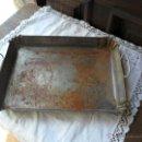 Antigüedades: ANTIGUO MOLDE EN CHAPA PARA REPOSTERIA . Lote 104356588