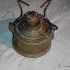 Antigüedades: ANTIGUO QUINQUE DE COBRE. Lote 44490609