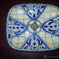 Antigüedades: PLATO DE TALAVERA. Lote 44490931