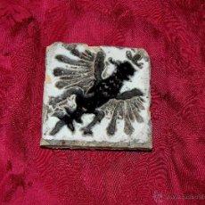 Antigüedades: **ANTIGUO AZULEJO DE SEVILLA - TRIANA **. Lote 44616241