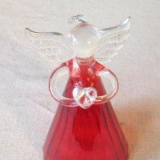 Antiquités: ANGEL EN CRISTAL DE MURANO. Lote 44689160