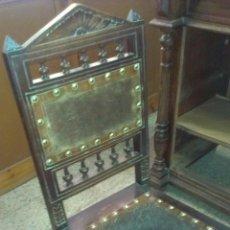 Antigüedades: ANTIGUA SILLA DE ÉPOCA - MADERA NOBLE - A RESTAURAR -. Lote 44699549
