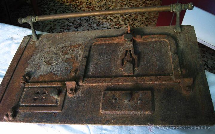 cocina economica antigua de hierro fundido piez comprar