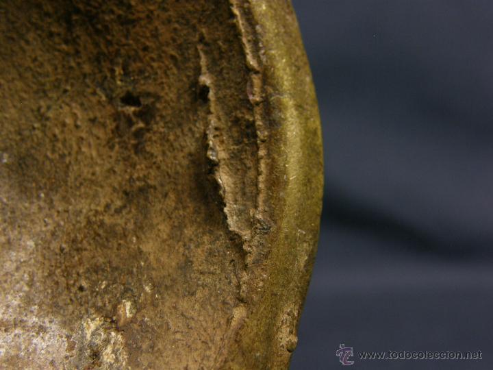 Antigüedades: DEEPAK O DIPAK LÁMPARA ACEITE TRADICIONAL INDIA LATÓN PARA RITUALES DOMÉSTICOS FIESTA DIWALI - Foto 19 - 44757900