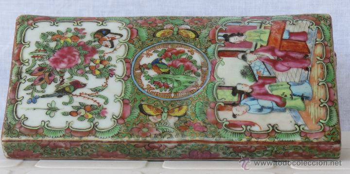Antigüedades: detalle de la tapa - Foto 5 - 44854315
