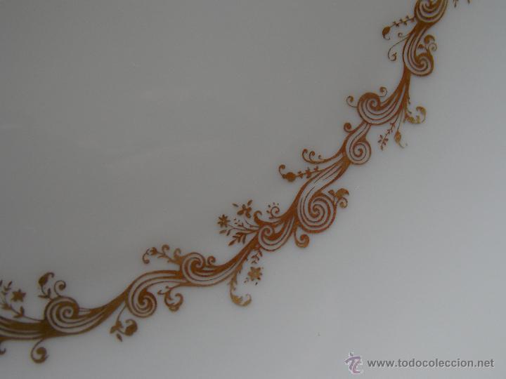Antigüedades: Vajilla porcelana Bidasoa esplendida y completa vajilla de los Años 80 - Foto 3 - 44872223