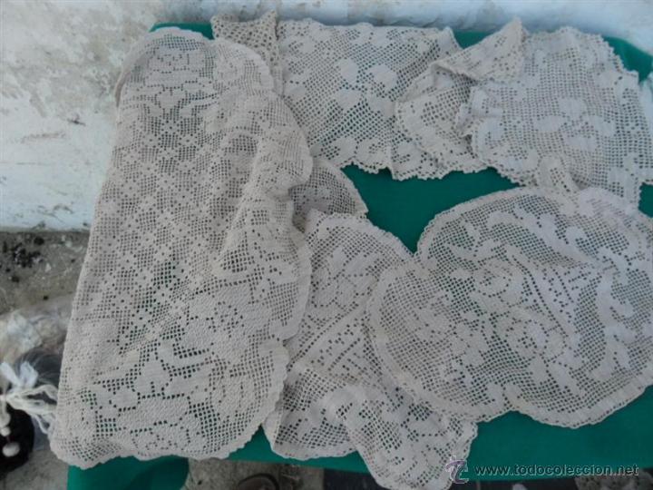 Antigüedades: lote de tapetes echo a mano - Foto 2 - 44872285