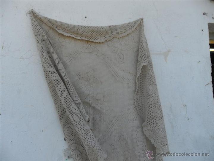 Antigüedades: lote de tapetes echo a mano - Foto 3 - 44872285