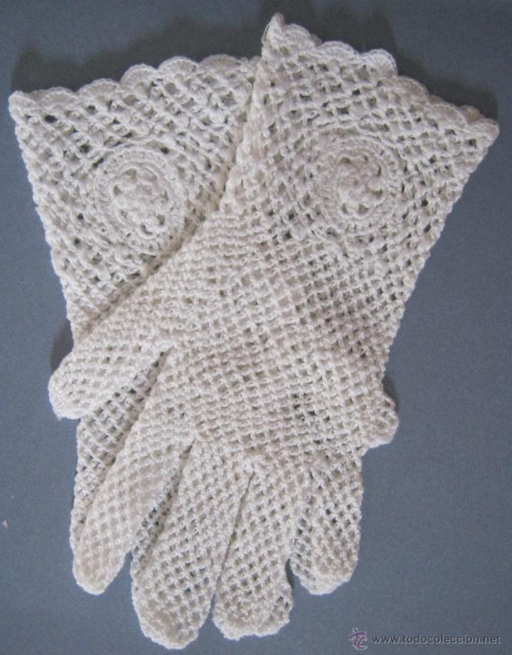Resultado de imagen para guantes a crochet