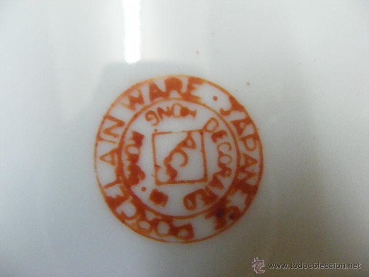 Antigüedades: Gran plato chino - Foto 2 - 44904357