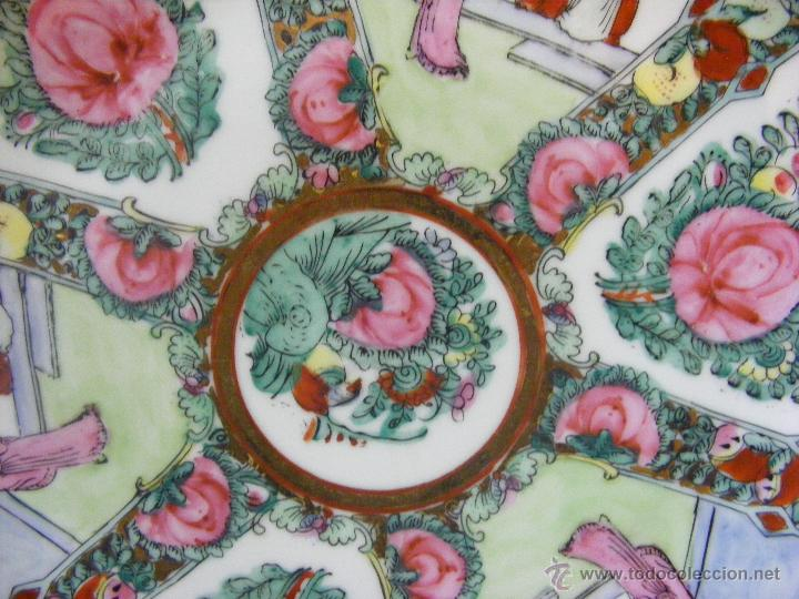 Antigüedades: Gran plato chino - Foto 6 - 44904357