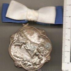 Antigüedades: MEDALLA DE LA VIRGEN DE AGOSTO. Lote 47596049