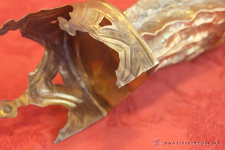 Antigüedades: San Isidoro de metal - Foto 6 - 44962508