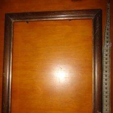 Antigüedades: ANTIGUO MARCO MADERA VER FOTO. Lote 44974399