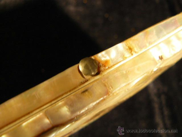Antigüedades: MONEDERO DE MARFIL SIGLO XIX - Foto 4 - 44980610