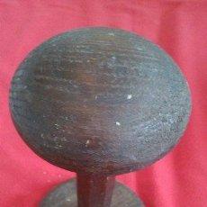 Antigüedades: ANTIGUO SOMBRERERO RUSTICO. Lote 44980862
