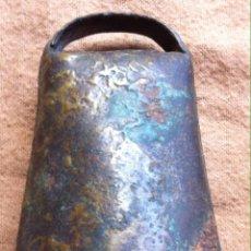 Antigüedades - Antiguo cencerro - esquila ***numisbur*** - 45019524
