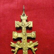 Antigüedades: CRUZ DE CARAVACA. Lote 45052254