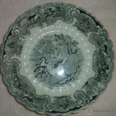 Antigüedades: FUENTE GALLONADA FABRICA LA AMISTAD. Lote 45084370