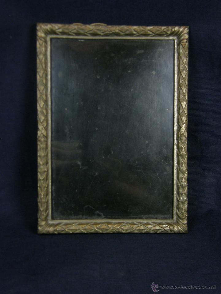 marco de fotos de bronce plateado motivos neocl - Comprar Marcos ...