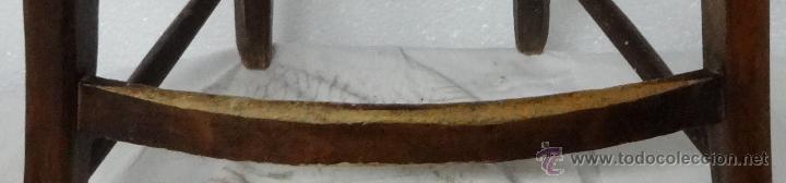 Antigüedades: SILLAS EN MADERA DE HAYA- 231 - Foto 5 - 48295809
