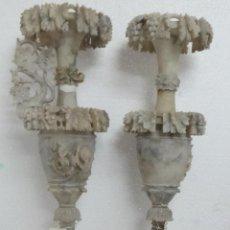 Antigüedades: PAREJA DE COLUMNAS SIGLO XX, 6000-051. Lote 43446712