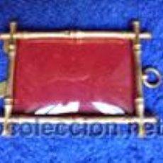 Antigüedades: PRECIOSO MARCO DORADO SIGLO XIX. Lote 45182374