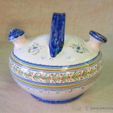 Antigüedades: BOTIJO DE TALAVERA. Lote 45188843